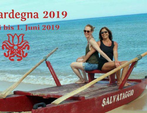 Yoga ferien auf Sardinien